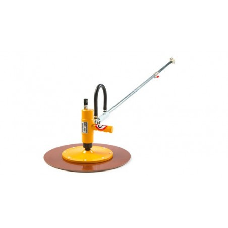 Lievers Lap45 Lichtgewicht pneumatische troffelmachine